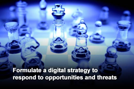 Six Key Steps to Build a Successful Digital Business